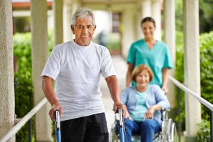 Elderly Rehab, Physiotherapy, Nursing Home, Lichfield, Tamworth, Cannock, Walsall, Rugeley