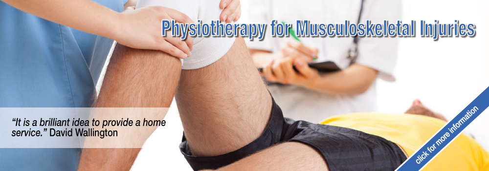 Physiotherapy for Musculoskeletal Injuries