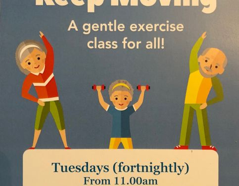 Free Exercise Class at The Spires Lichfield