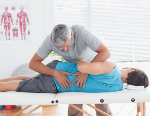 Physiotherapy at Home in Rugeley