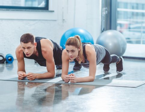 5 Best Core Exercises To Do At Home