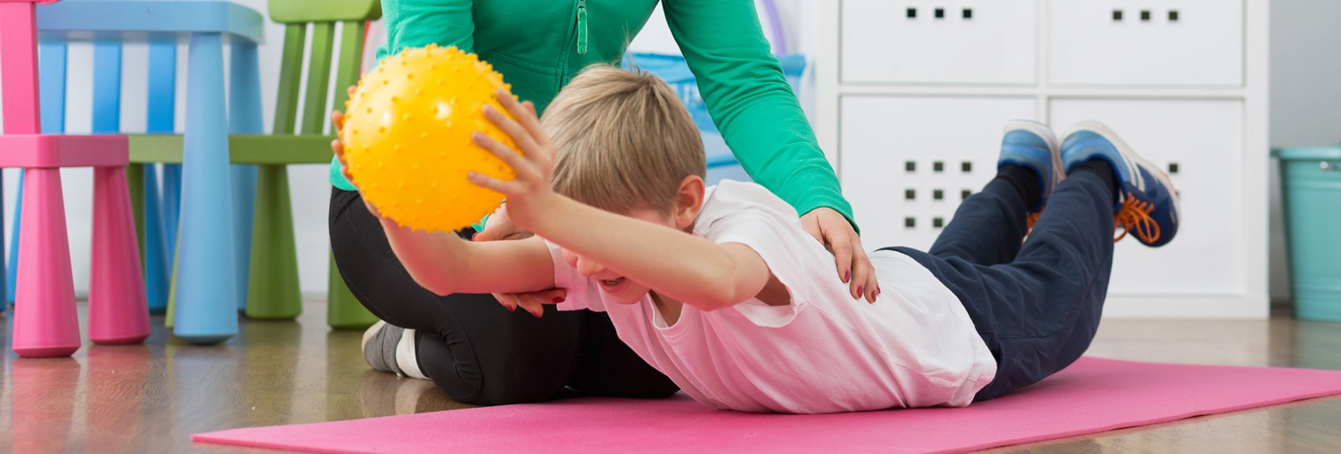 Paediatric Physiotherapy