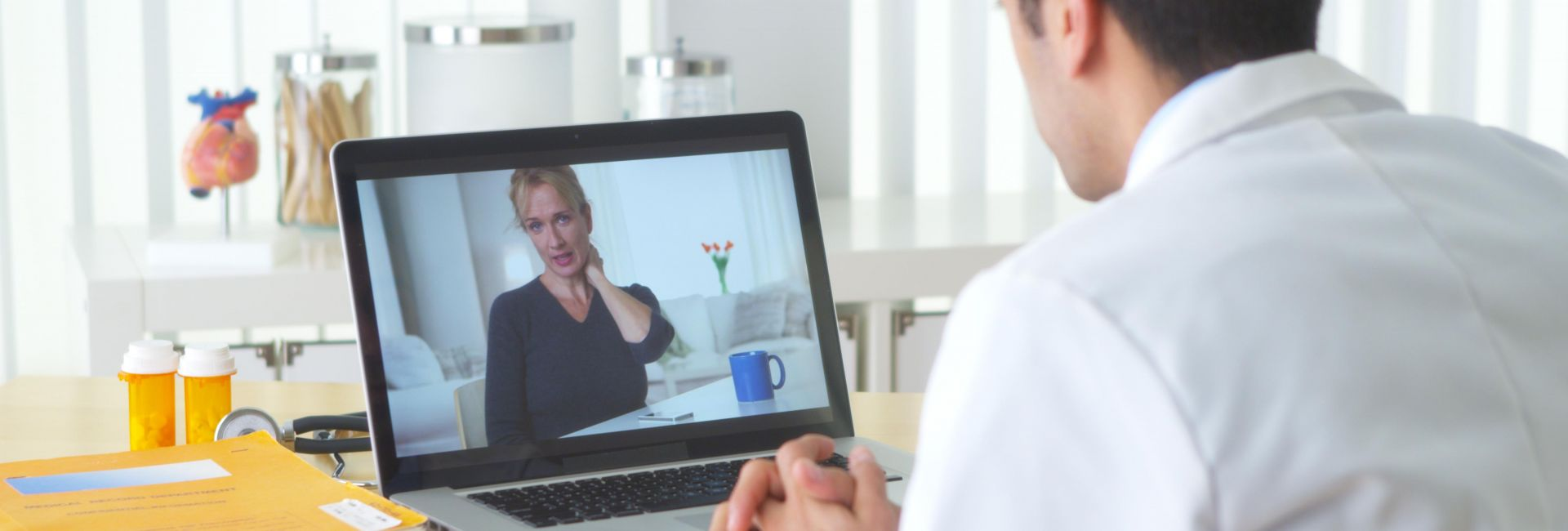 Online Video Physiotherapy Sessions