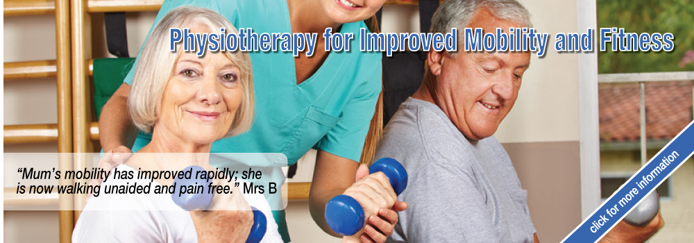 Physiotherapy for Improved Mobility and Fitness